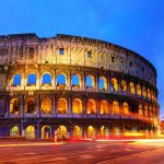 The Colosseum - Rome tour by SaettaDriverCar