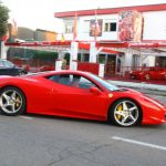 Ferrari tour by Saetta Driver Car