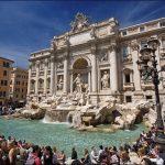 Rome Tour - Fontana di Trevi - SaettaDriverCar