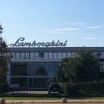 Lamborghini factory. Ferrari Tour - SaettaDriverCar