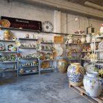 Montelupo negozio di ceramiche - SaettaDriverCar