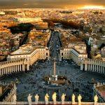 Rome tour - San Pietro, Vaticano - Saettadrivercar