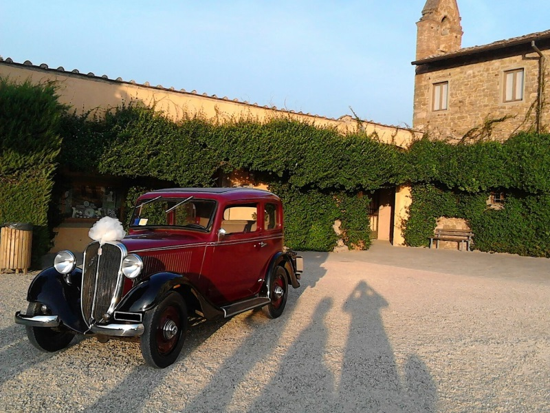 WEDDINGS - NCC Florence - SaettaDriverCar