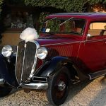 OLD FASHION CAR FOR WEDDING NCC FLORENCE